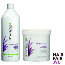 Matrix Biolage Hydrasource Shampoo 1000ml & Conditioner 1094ml
