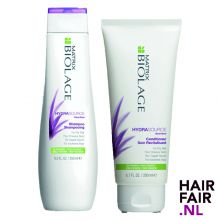 Matrix Biolage Hydrasource Shampoo 250ml & Conditioner 200ml