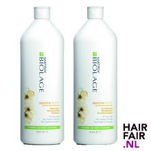 Matrix Biolage Smoothproof Shampoo & Conditioner 1000ml