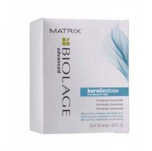 Matrix Biolage Keratindose Pro-Keratin Concentrate 10x10ml