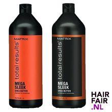 Matrix Total Results Mega Sleek Shampoo & Conditioner 1000ml