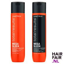 Matrix Total Results Mega Sleek Shampoo & Conditioner 300ml