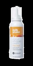 Milk Shake Coloured Whipped Cream Beige Blond 100ml