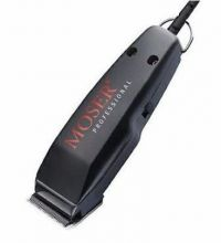 Moser 1400 Mini Trimmer Zwart
