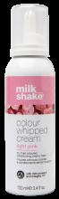 Milk Shake Coloured Whipped Cream Light Pink 100ml