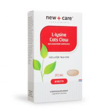 New Care L-LYSINE CATS CLAW
