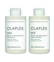 Olaplex No.4 Shampoo & No.5 Conditioner 250ml