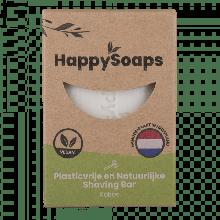 HappySoaps Happy Shaving Bar Kokos 80g