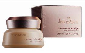 Jean D'Arcel Crème Rich Anti-age Gezichtscrème 50ml