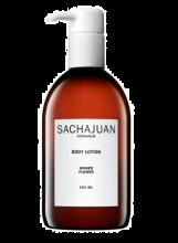 SachaJuan Ginger Flower Body Lotion 500ml