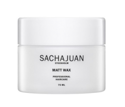 SachaJuan Matt Wax 75ml