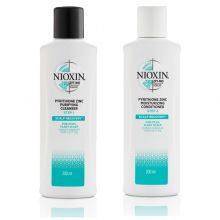 Nioxin Scalp recovery Cleanser Shampoo & Conditioner 200ml