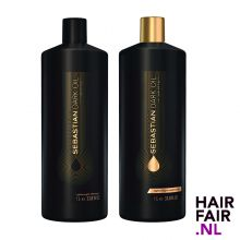 Sebastian Dark Oil Shampoo & Conditioner 1000ml