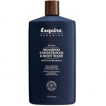 Esquire Grooming - The 3 In 1 Shampoo, Conditioner & Body Wash 89ml