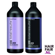 Matrix Total Results Color Obsessed So Silver Shampoo & Conditioner 1000ml
