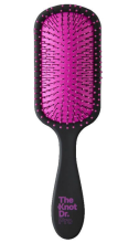 The Knot Dr. The Pro Fuchsia Pad Haarborstel