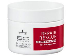 Schwarzkopf Repair Rescue Creme Shampoo