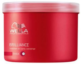 Wella Care Brilliance Masker voor haar 500 ml