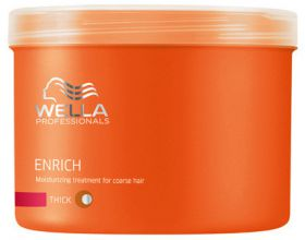 Wella Enrich Masker weerbarstig haar 500 ml