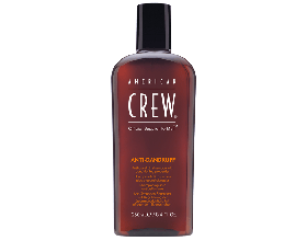 American crew anti dandruff + sebum control shampoo 250 ml