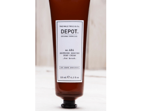 Depot 404 Soothing Shaving Soap Cream 125ml