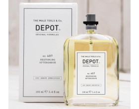 Depot 407 Restoring Aftershave 100ml