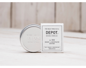 Depot 502 Beard & Moustache Butter 30ml