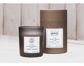 Depot no. 901 ambient fragrance candle classic cologne