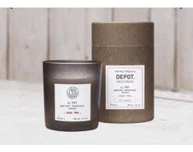 Depot no. 901 Ambient Fragrance Candle Dark Tea 160gr