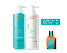 Moroccanoil Hydration Duo 500ml