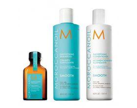 Moroccanoil Smooth Treatment Set incl. GRATIS Moroccanoil Treatment