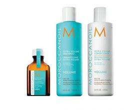 Moroccanoil Volume Treatment Set incl. GRATIS Moroccanoil Treatment Light