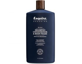 Esquire Grooming - The 3 In 1 Shampoo, Conditioner & Body Wash 414ml