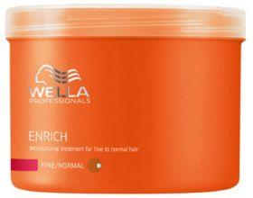 Wella Enrich Masker fijn / normaal haar 500 ml