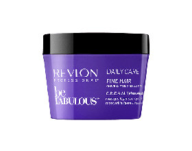 Revlon Professional Be Fabulous Daily Care Fine Hair Cream Mask 200ml