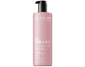Revlon Professional Be Fabulous Smooth Hair Cream Shampoo 1000ml