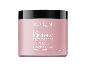 Revlon Professional Be Fabulous Smooth Hair Cream Mask 500ml