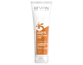 Revlon Professional 45 Days Shampoo Intense Coppers 275ml