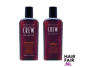 American Crew Anti Dandruff 250ml & Daily Conditioner 250ml