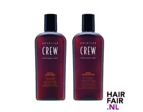 American Crew Daily Shampoo 1000ml & Daily Conditioner 1000ml
