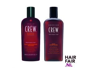 American Crew Daily Moisturizing shampoo 250ml & Daily Conditioner 250ml