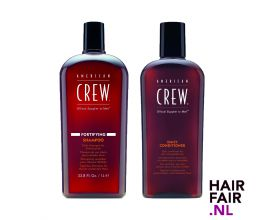 American Crew Fortifying Shampoo 1000ml & Daily conditioner 1000ml