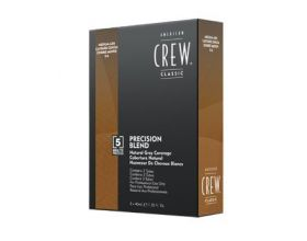 American Crew Precision Blend Medium Ash 40ml x3