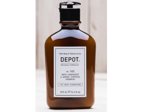 Depot 102 Anti-Dandruff & Sebum Control Shampoo 250ml