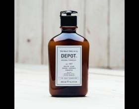 Depot 107 White Sebum Control Intensive Shampoo 250ml