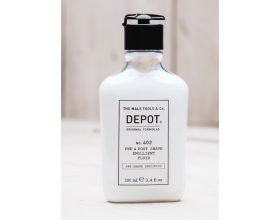 Depot 402 Pre & Post Shave Emollient Fluid 100ml
