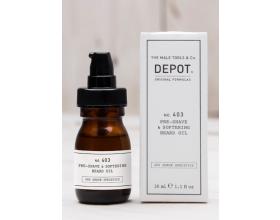 Depot 403 Pre-Shave & Softening Beard Oil 30ml