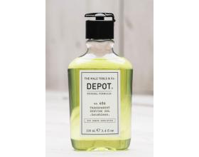 Depot 406 Transparent Shaving Gel 100ml