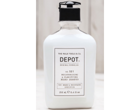 Depot 501 Moisturizing & Clarifying Beard Shampoo 250ml