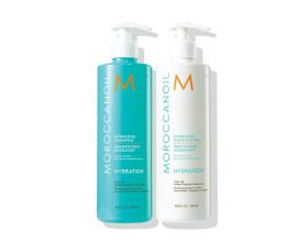 Moroccanoil Hydration Duo 500 ml met gratis 25 ml treatment